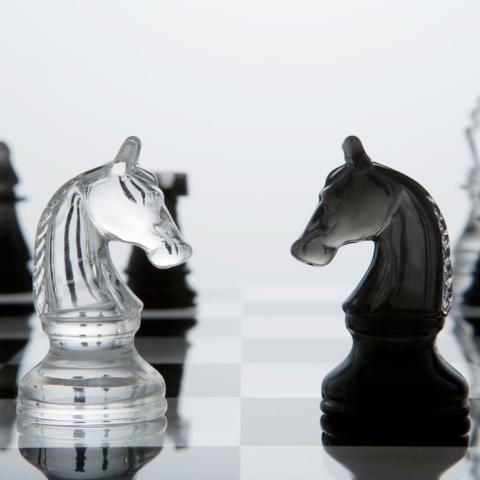 صور: انتصر حتى في الشطرنج