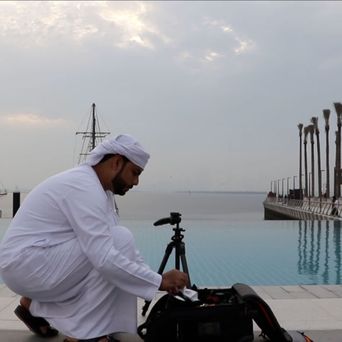 Photo: Abdullah Al Buqaish: Photography Is Life