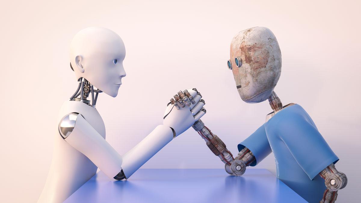 """الإمارات تقود """"الذكاء الاصطناعي"""""""