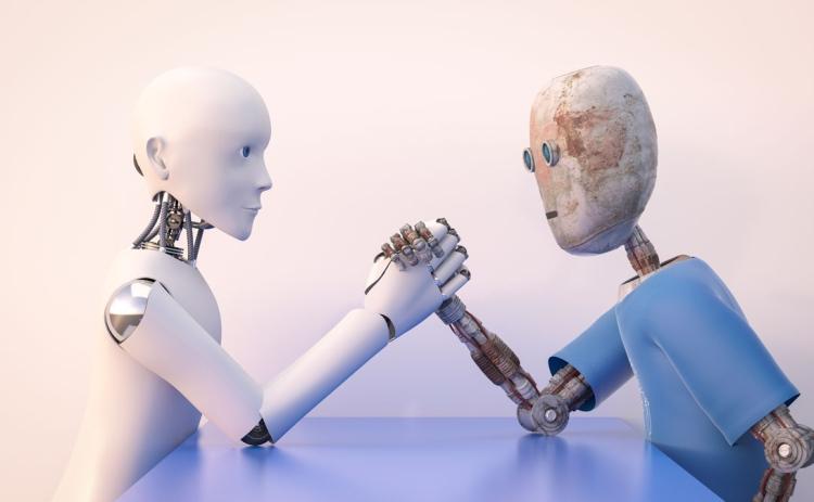 """صورة: الإمارات تقود """"الذكاء الاصطناعي"""""""