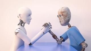 """صور: الإمارات تقود """"الذكاء الاصطناعي"""""""