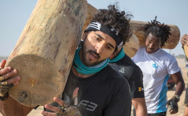 Photo: Hamdan Challenges… Dubai Accepts!