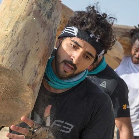 Photo: Hamdan Challenges… Dubai Accepts!