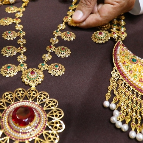 Photo: It's All About Diwali And Gold