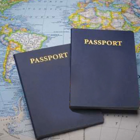 Photo: The Most Powerful Passport