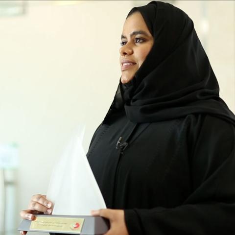 ${rs.image.photo} مريم سالمين: الثقة تضيء كالكهرباء