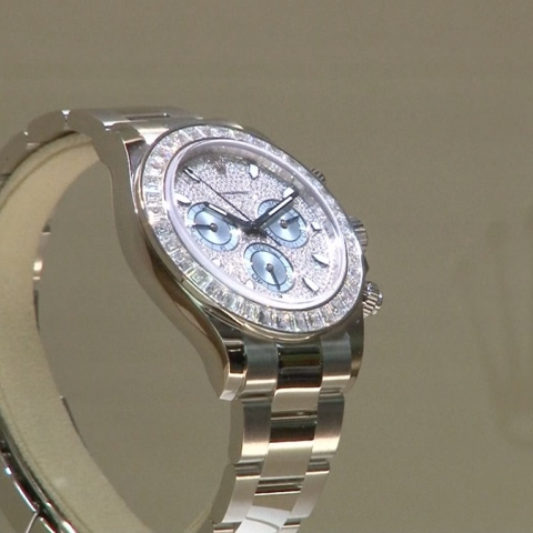 Photo: Fancy Watches Not Attractive Anymore?