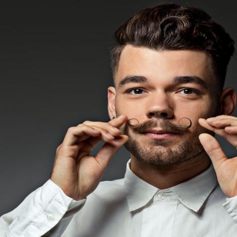 Photo: Are You A Movember Man?