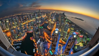 دبي مدينة مبدعة
