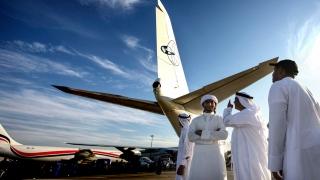 """""""الطيران"""" في سماء دبي مجددًا"""