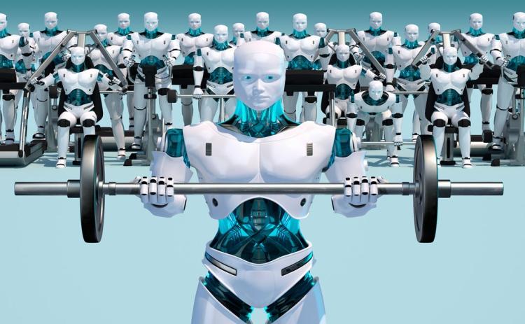 صور: الروبوت قد يبتسم لك!