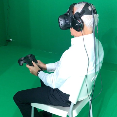 """صور: """"الواقع الافتراضي"""" يستعرض تطوّر الساعات"""