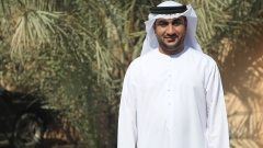 Waleed Al-Balooshi: I See Life Through My Senses