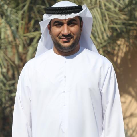 Photo: Waleed Al-Balooshi: I See Life Through My Senses
