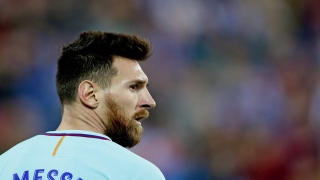 Messi Says 'Yes' To Barcelona