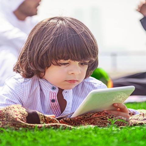 صور: كيف تحمي أطفالك من المحتويات غير اللائقة؟