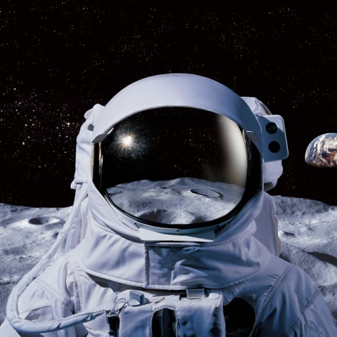 Photo: How To Become An Astronaut?