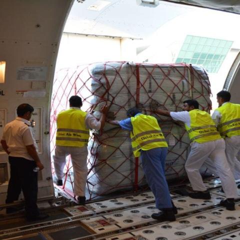 صور: الإمارات تُغيث الروهينجا