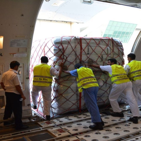 Photo: UAE Aid To Rohingya Refugees
