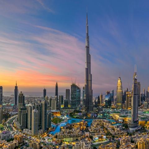 Photo: Dubai's 2017 Highlights