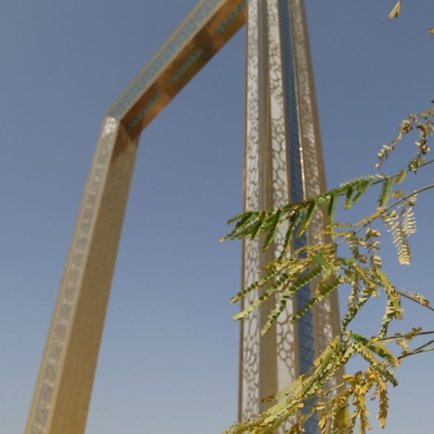 Photo: Golden Ratio: An Architectural Story Of Dubai Frame