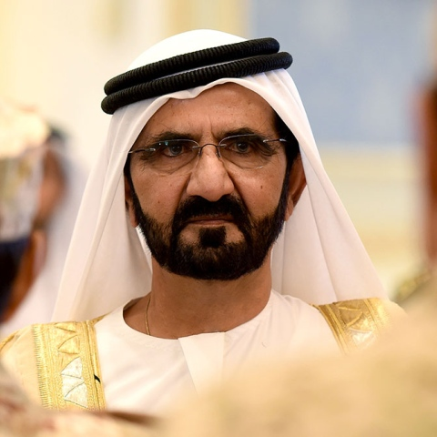 Photo: What Does Dubai Ruler's Accession Anniversary Mean?