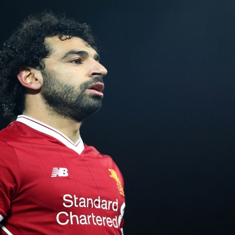 Photo: Salah La La La... The King Of Africa