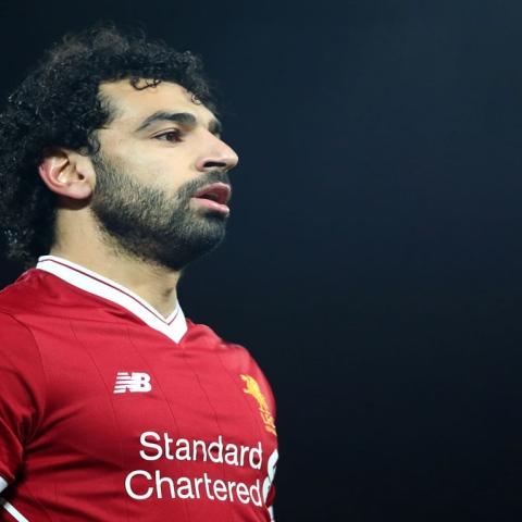 Photo: Salah La La La... The King Of Africa