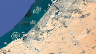 صور: كيف تطورت دبي؟