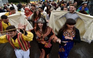 كل عام والأمازيغ بخير