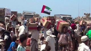 صور: الإمارات تواصل البناء في اليمن