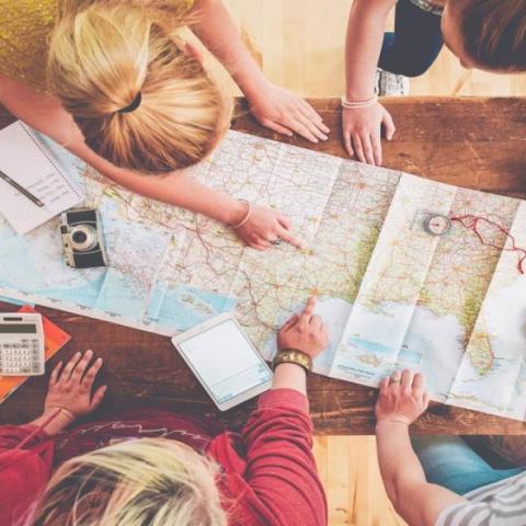صور: كيف تسافر بـ6 طرق مختلفة؟