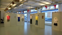 Rape Survivors' Clothes Showcased At Exhibition
