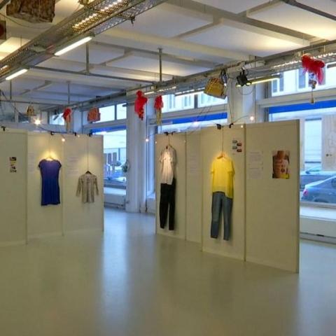 Photo: Rape Survivors' Clothes Showcased At Exhibition
