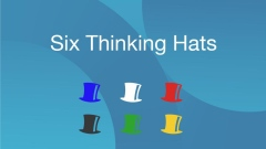 Make right decisions with these Six Thinking Hats