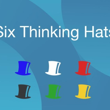 Photo: Make right decisions with these Six Thinking Hats
