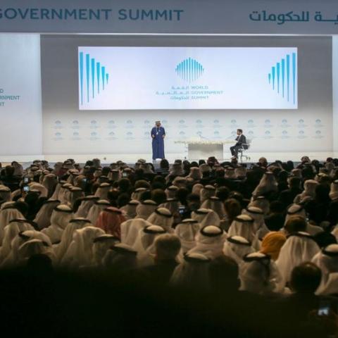 صور: قمة الحكومات: الحلول لا تنتظر