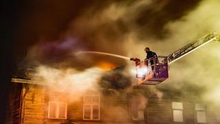 كونوا بأمان من حرائق البيوت