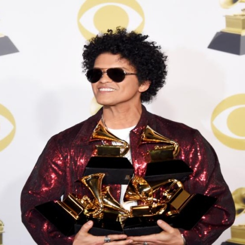 "${rs.image.photo} ""That's what I like"" Grammy's song of the year"