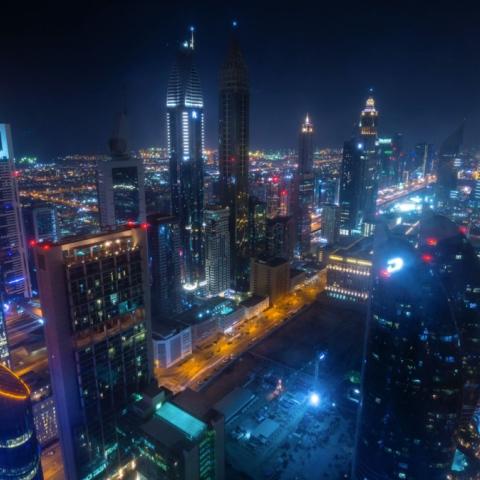 صور: دبي خالية من مكبات النفايات بحلول 2030