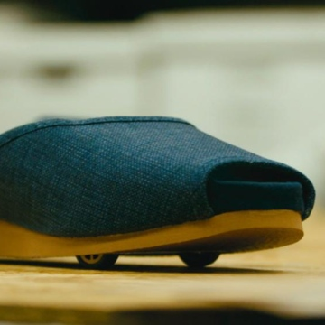 Photo: Self-parking Shoes!