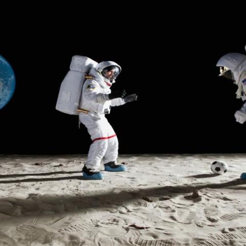 صور: استعد لرحلة إلى الفضاء!