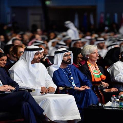 صور: قادة عالميون في ضيافتنا