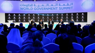 Photo: World Government Summit in 3 minutes