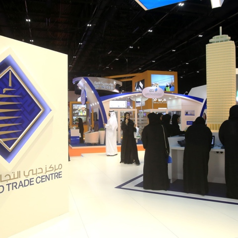 Photo: Dubai.. The City of Exhibitions