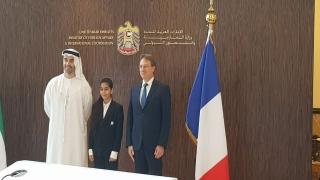 الإمارات تهيئ سفراء المستقبل