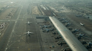 """غلق مؤقت للمدرج الجنوبي لـ""""دبي الدولي"""""""