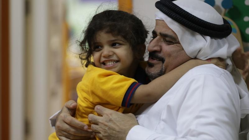 Photo: Salama Al Ali: a 4 years old Jiu Jitsu champion