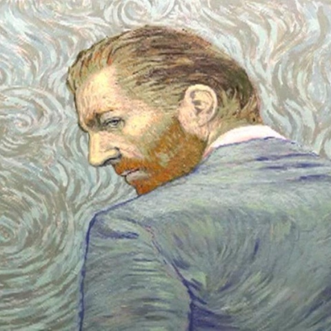 Photo: The world in Van Gogh's eyes