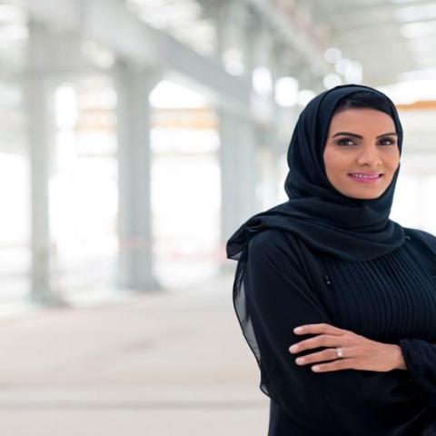 ${rs.image.photo} الإماراتية بطلة في يوم المرأة العالمي